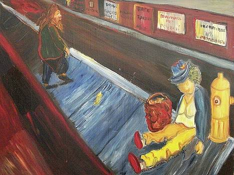 Suzanne  Marie Leclair - Homeless
