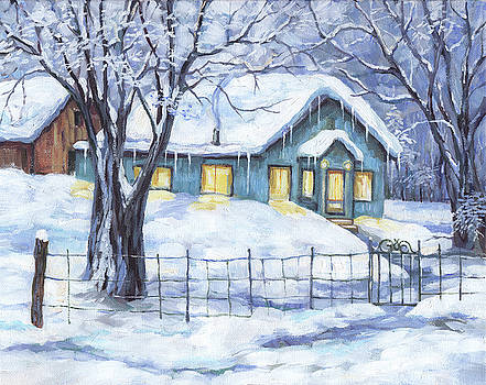 Homeplace by Peggy Wilson