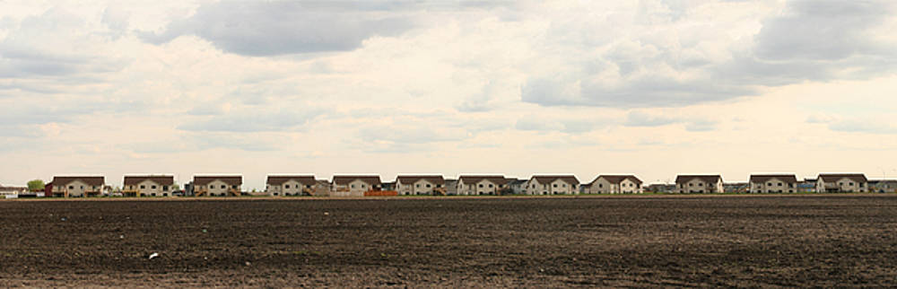 Homes on the Prairie by Steve Augustin