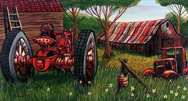 Homestead by Bob Crawford