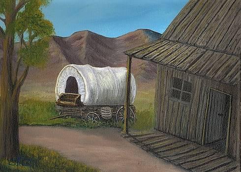 Homestead by Sheri Keith