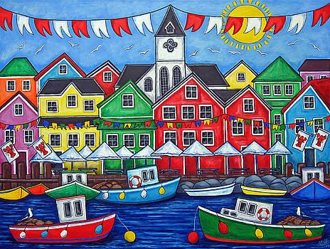 Hometown Festival by Lisa  Lorenz