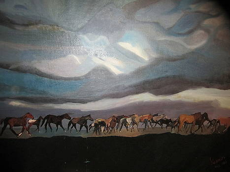 Homeward Bound by Zeenath Diyanidh