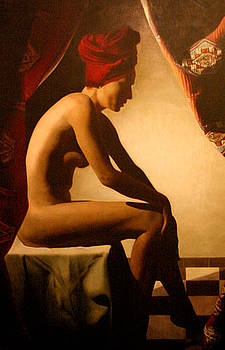 Hommage To Vermeer by Toby Boothman