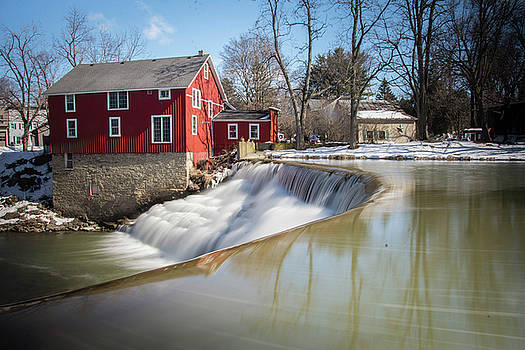Honeoye Falls by Colin Collins
