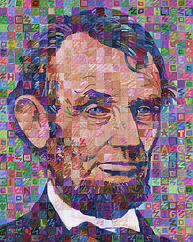 Honest Abe by Randal Huiskens