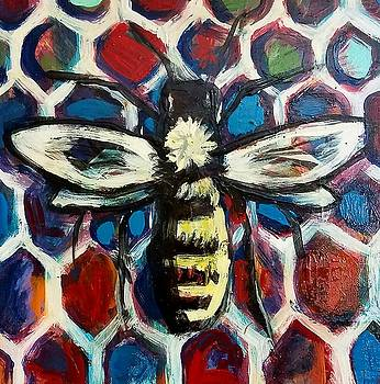 Honey Bee by Kimberly Dawn Clayton