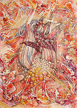 Honey Butterfly by Natalia Koreshkova Pietsch