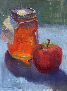 Honey Jar by Donna Shortt