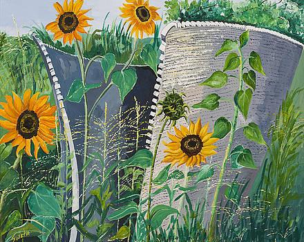 Honeycomb by Sweta Prasad