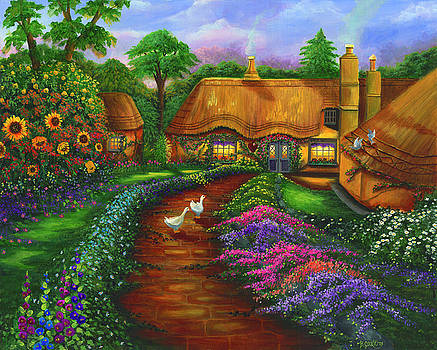Honeymoon Cottage by Bonnie Cook