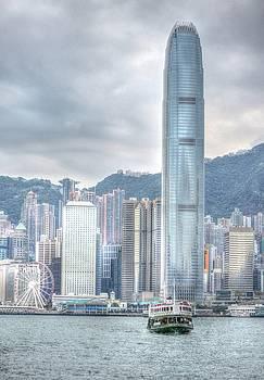 Hong Kong China 2 by Bill Hamilton