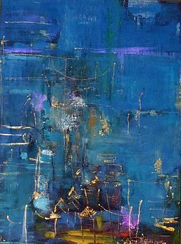 Hong Kong by Lilliana Didovic