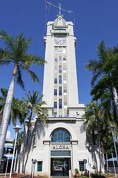 Ramunas Bruzas - Honolulu Lighthouse