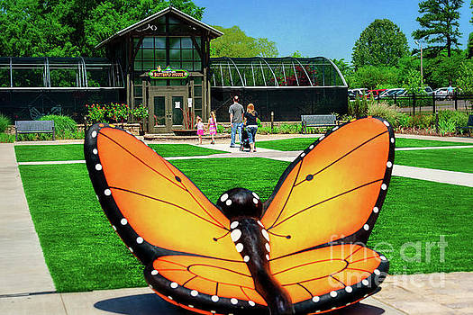 Honor Heights Butterfly House by Tamyra Ayles