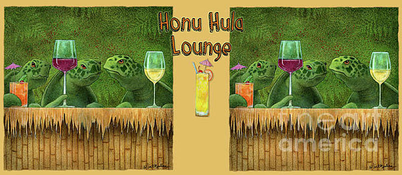Will Bullas - Honu Hula Lounge...