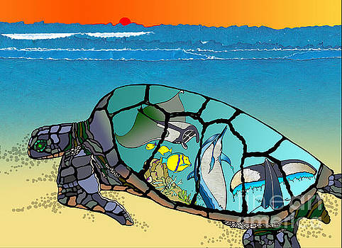 Honu - Soul of the Sea by Joni Olsen