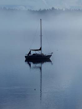 Hood Canal Morning by Karen Erdmann