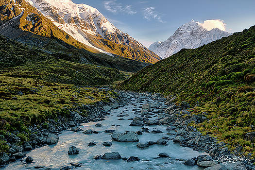 Hooker River by Andrew Dickman