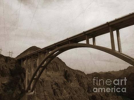 Hoover Dam Bridge by Beauty For God