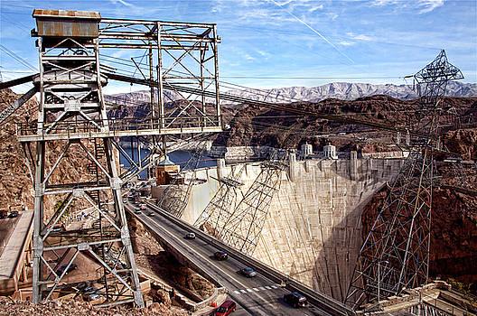 Hoover Dam by Frank Freni
