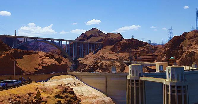 Ricky Barnard - Hoover Dam