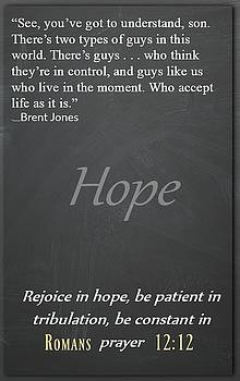 Hope 1212 by David Norman