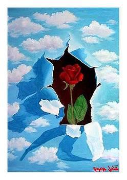 Hope  by Adel Jarbou