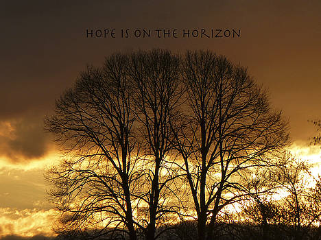 Dee Flouton - Hope is on the Horizon