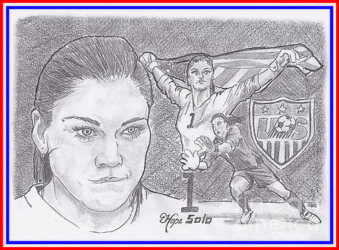 Chris DelVecchio - Hope Solo