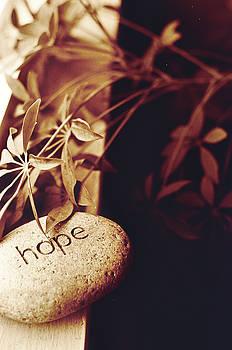 Hope Stone 1 by Linnea Tober
