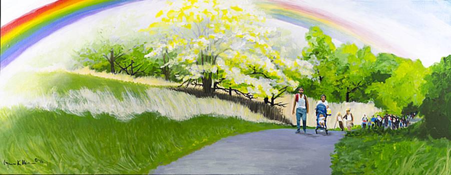Hopeful Sojourn by Lynn Hansen