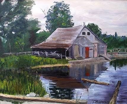 Hope's Mill by Karen Masters