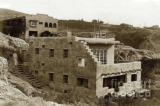 Hopi House, 7964 Princess Street , La Jolla, California  Circa 1916 by California Views Mr Pat Hathaway Archives