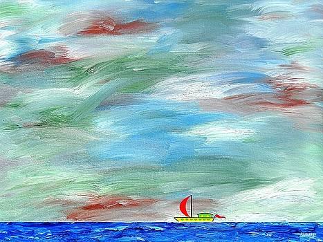 Horizon by Patrick J Murphy