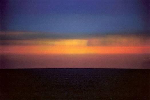 Horizontal Number 17 by Sandra Gottlieb