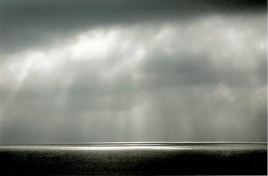 Horizontal Number 9 by Sandra Gottlieb