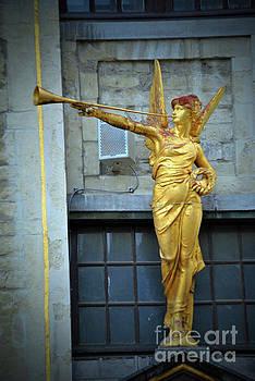 Jost Houk - Horn of the Golden Angel