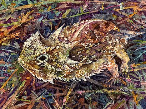 Hailey E Herrera - Horned Toad