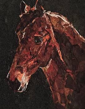 Horse 2 by Mihira Karra
