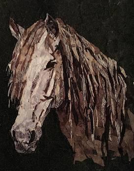Horse 3 by Mihira Karra