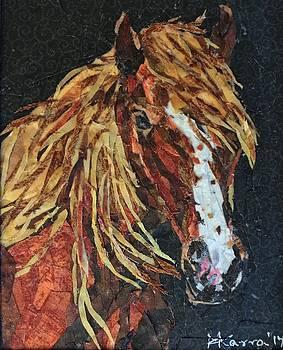 Horse 4 by Mihira Karra
