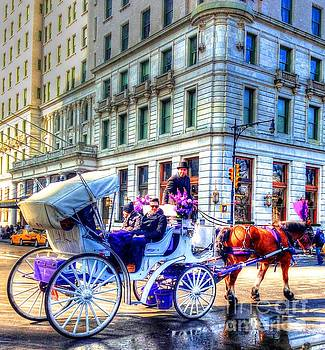 Horse and Carriage by Debbi Granruth