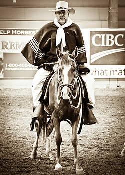 Todd Greening - Horse and Rider