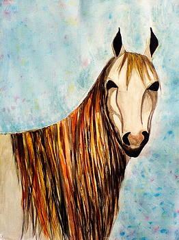 Horse by Anila Choudary