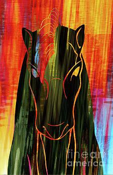 Horse Head by Robert Ball
