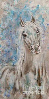 Horse IV by Rineke De Jong