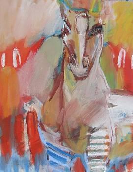 Horse by Lauren Acton