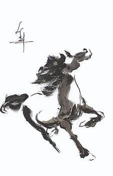 LINDA SMITH - Horse