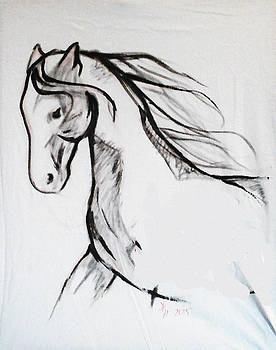 Horse by Loretta Nash